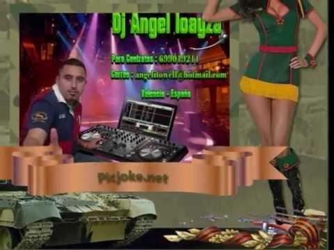 ORQUESTAS MANABAS MEGAMIX DJ ANGEL LOAIZA 2012