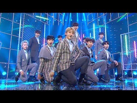《EXCITING》 Golden Child(골든 차일드) - It's U(너라고) @인기가요 Inkigayo 20180218