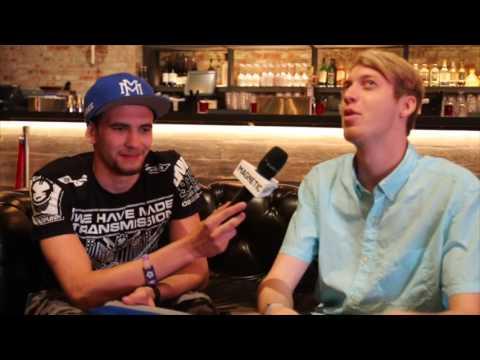 EDC Weekend 2016: LUMBERJVCK Interview