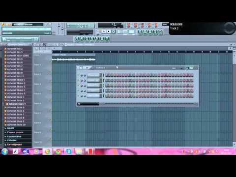 Tutorial como samplear de forma basica en FL studio para pistas de rap.