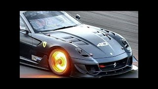 Crazy Red Hot Brakes Compilation! HOT