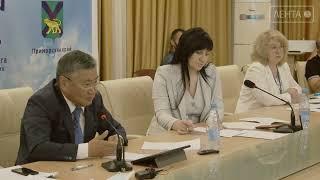Депутаты утвердили кандидатуру Почётного гражданина Артёма
