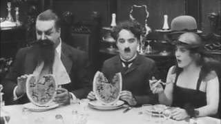 Charlie Chaplin-the count(1916)-Eating  Watermelon (11)