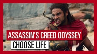 "Assassin's Creed Odyssey - ""Choose Life"" Live-Action Trailer"