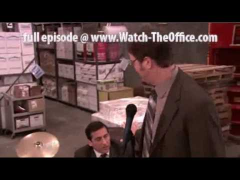 Watch The Office S 5 E 13 Part 4/5 Stress Relief  [SHQ]