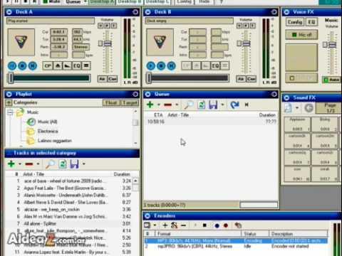 Mejorando la calidad de sonido en SAM Broadcaster