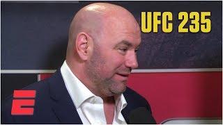 Dana White: We're gonna rematch Ben Askren vs. Robbie Lawler | UFC 235 | ESPN MMA