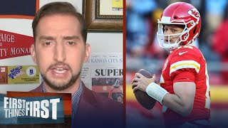 Kansas City Chiefs have everything in place for a dynasty — Nick Wright | NFL | FIRST THINGS FIRST