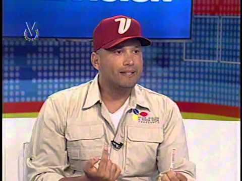 Entrevista Venevision: Antonio