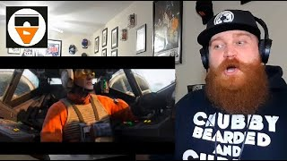 """Star Wars: Squadrons - """"Hunted"""" CG Short - Reaction / Review"""