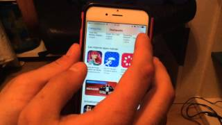 ¿Como usar la App Store?