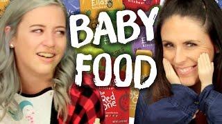 Disgusting Baby Food Taste Test (Cheat Day)