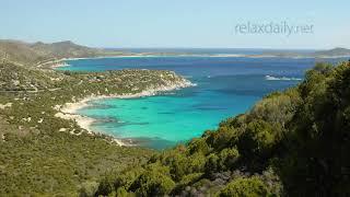 46  Beautiful Relaxing Background Music   Sardinia Magic