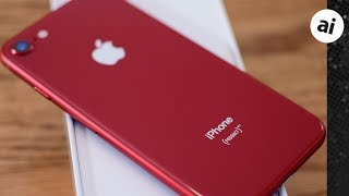 Hands-On: Apple Special Edition (PRODUCT)RED iPhone 8 -