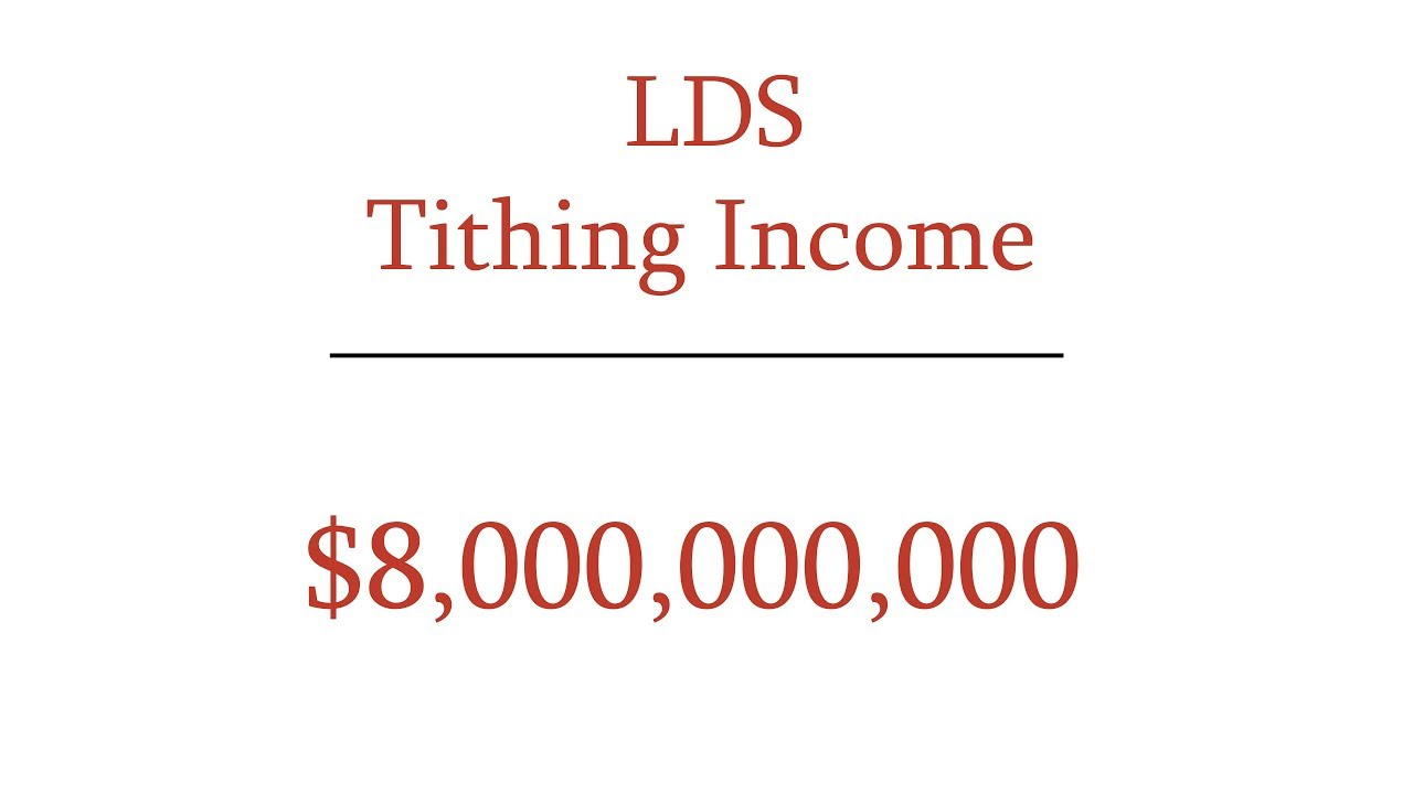 The Law of Tithing – Part 3