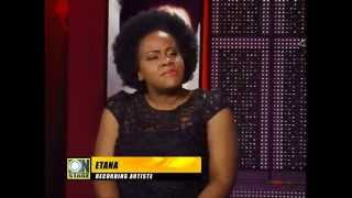 ETANA INTERVIEW - ONSTAGE MARCH 8 2014