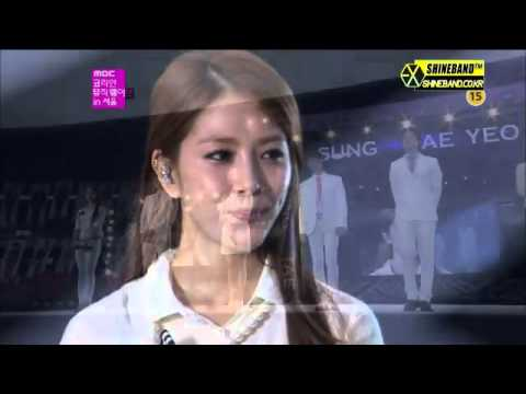 121001 SMtown dear my family+EXO MAMA   YouTube