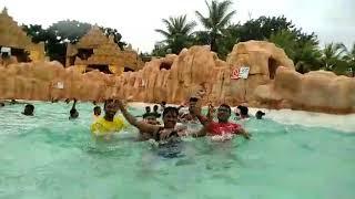 Water kingdom masti in big pool