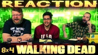 """The Walking Dead 8x4 REACTION!! """"Some Guy"""""""