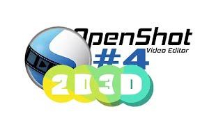 OpenShot training #4: Opslaan en Exporteren.