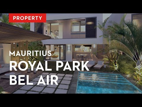Mauritius - Royal Park - Bel Air semi detached townhouses