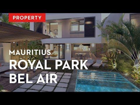 Mauritius - Royal Park - Bel Air semi detached townhouses