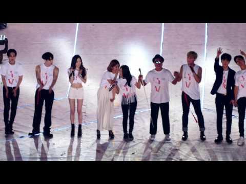 170708 SM콘서트 소녀시대(SNSD) 엔딩(ending) 직캠 fancam