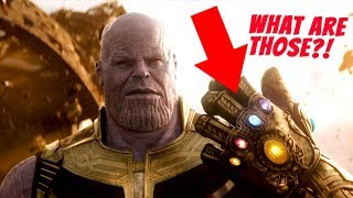 What Does The INFINITY GAUNTLET DO?