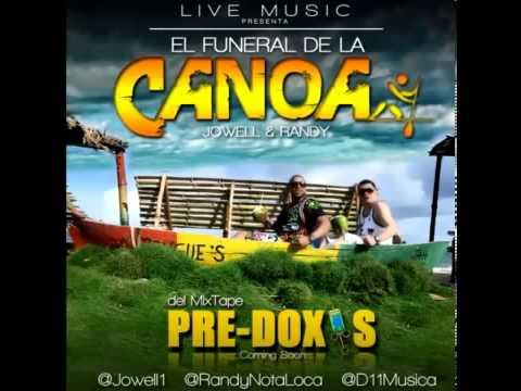 El Funeral De La Canoa   Jowell  Randy (Original) (Con Letra) ★REGGAETON 2012★  DALE ME GUSTA.