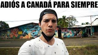 Porqué IRSE DE CANADÁ si es tan