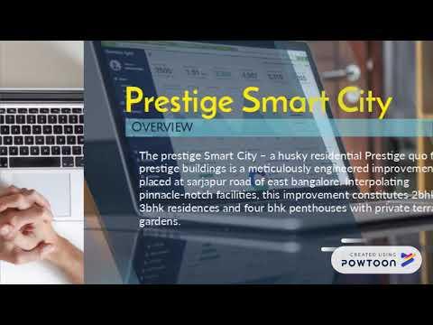 Prestige Smart City Luxury Apartments
