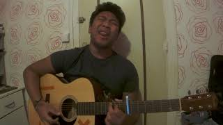 Congratulations - Post Malone ft Quavo (Acoustic COVER) Guitar and vocal