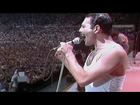 Hammer To Fall (Live Aid)