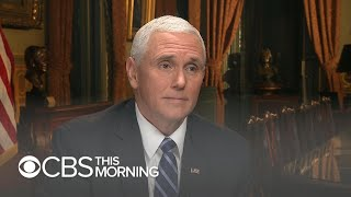 Mike Pence on Trump's $5.7 billion funding request for border wall