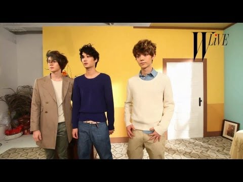 [W Live 1 S.M. Fashionistas] Opening Clip