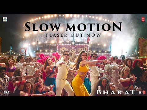 Slow Motion Song Teaser - Bharat