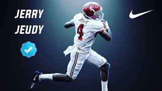 Best Wide Receiver in College Football 🏆 Jerry Jeudy Sophomore Highlights - Alabama Crimson Tide ᴴᴰ