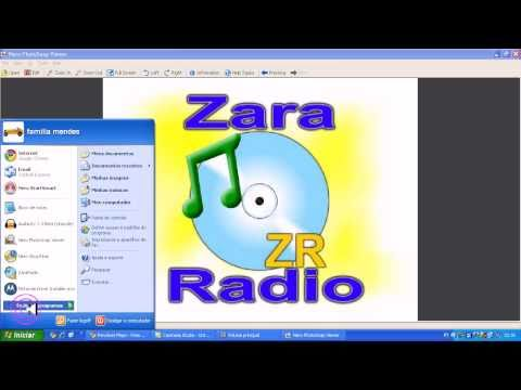 video aula sobre zara radio 2