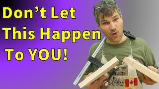 How To Edge Plywood - You've been doing it WRONG !