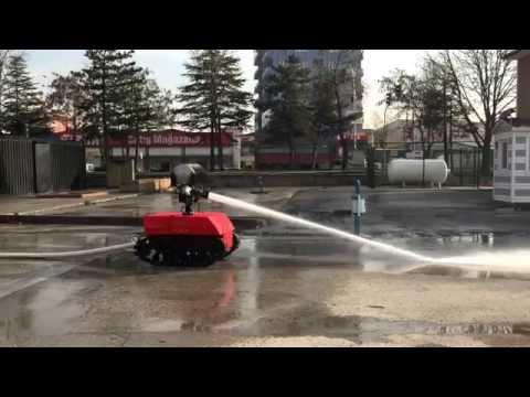 Yangin Müdehale Robotu 1 , MEBS Teknoloji