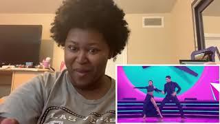 Skai Jackson's Tango - Dancing With The Stars Reaction