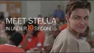 Orange is the New Black - Season 3 - Meet Stella Carlin (Ruby Rose) Sneak Peek
