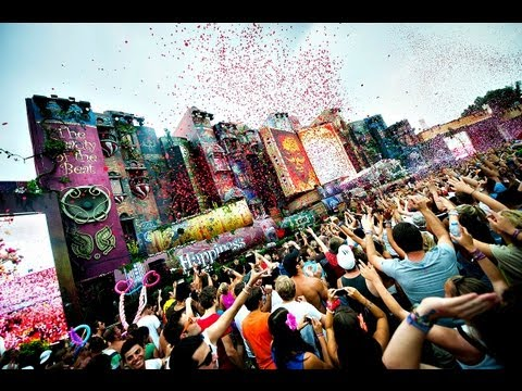 Baixar Top 5 - Tomorrowland 2013 (+1 Bonus track)
