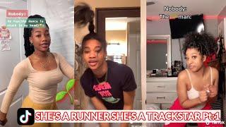 She's A Runner She's A Track Star PT:1 🌱⭐🏃♀️