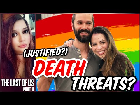 The Last of Us 2 | Laura Bailey (Abby) Receives Death Threats as Some Try To JUSTIFY It!