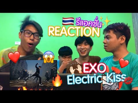 EXO - Electric Kiss : REACTION (Thai Ver.)