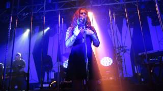 FRONT ROW Katy B - Everything Bristol 25-10-14