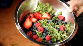 WaGrown Berries S1E2: Summer Berry Salad w/ Duck Confit