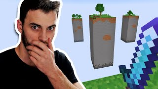 Minecraft, But A Chunk Is Deleted Every Second