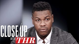 John Boyega on 'Detroit' & Filming With British Royalty in 'Star Wars' | Close Up With THR